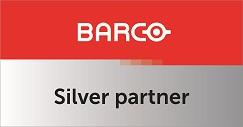 Logo Solid Concept Barco Silver